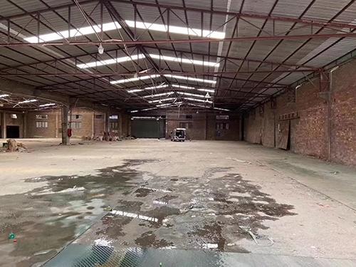 砖墙到顶单一层厂房