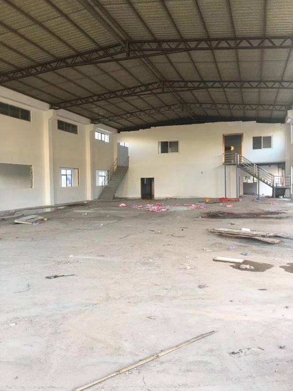 深圳公明北环主干道边钢构单一层厂房4000平方