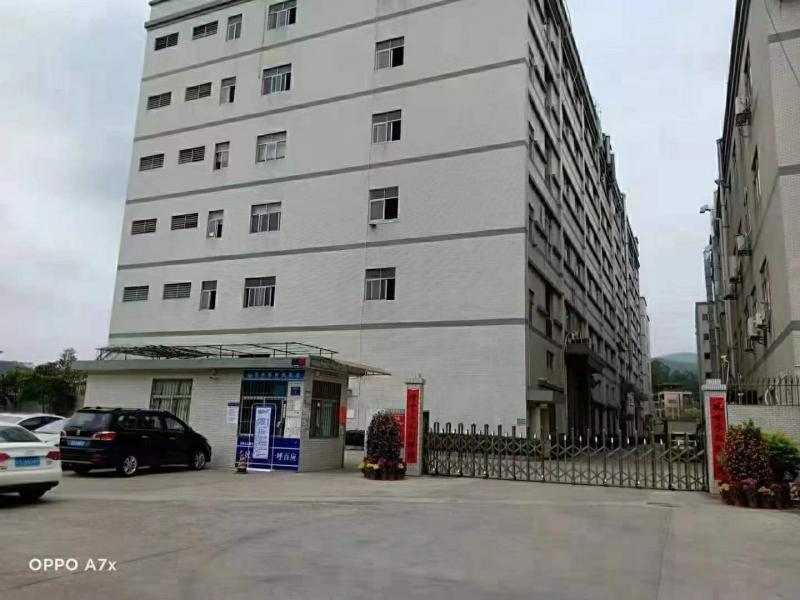大岭山一楼标准厂房出租1600平方
